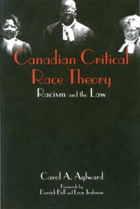 Canadian Critical Race Theory