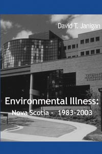 Environmental Illness in Nova Scotia, 1983-2003