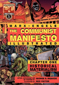 Communist Manifesto (Illustrated)