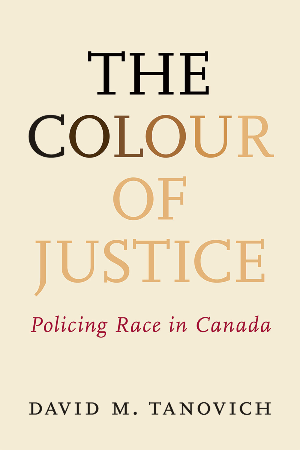Colour of Justice