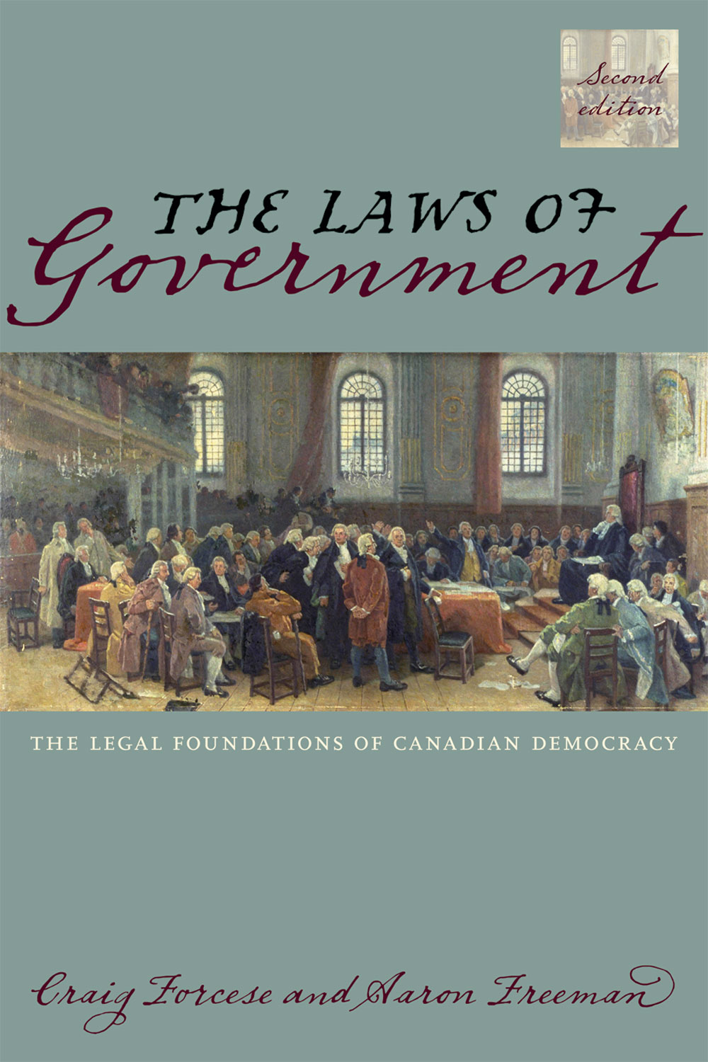 Laws of Government