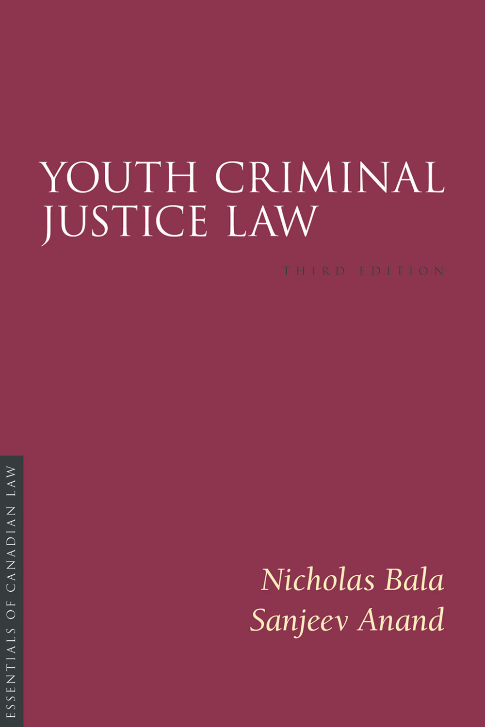 Youth Criminal Justice Law