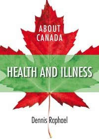 About Canada: Health & Illness