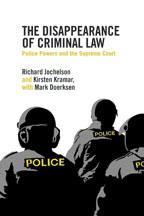 Disappearance of Criminal Law