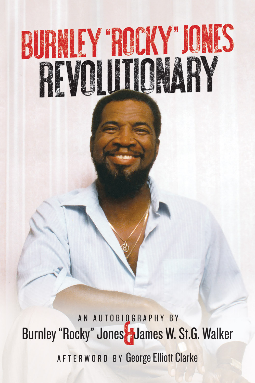 Burnley Rocky Jones Revolutionary