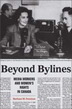 Beyond Bylines