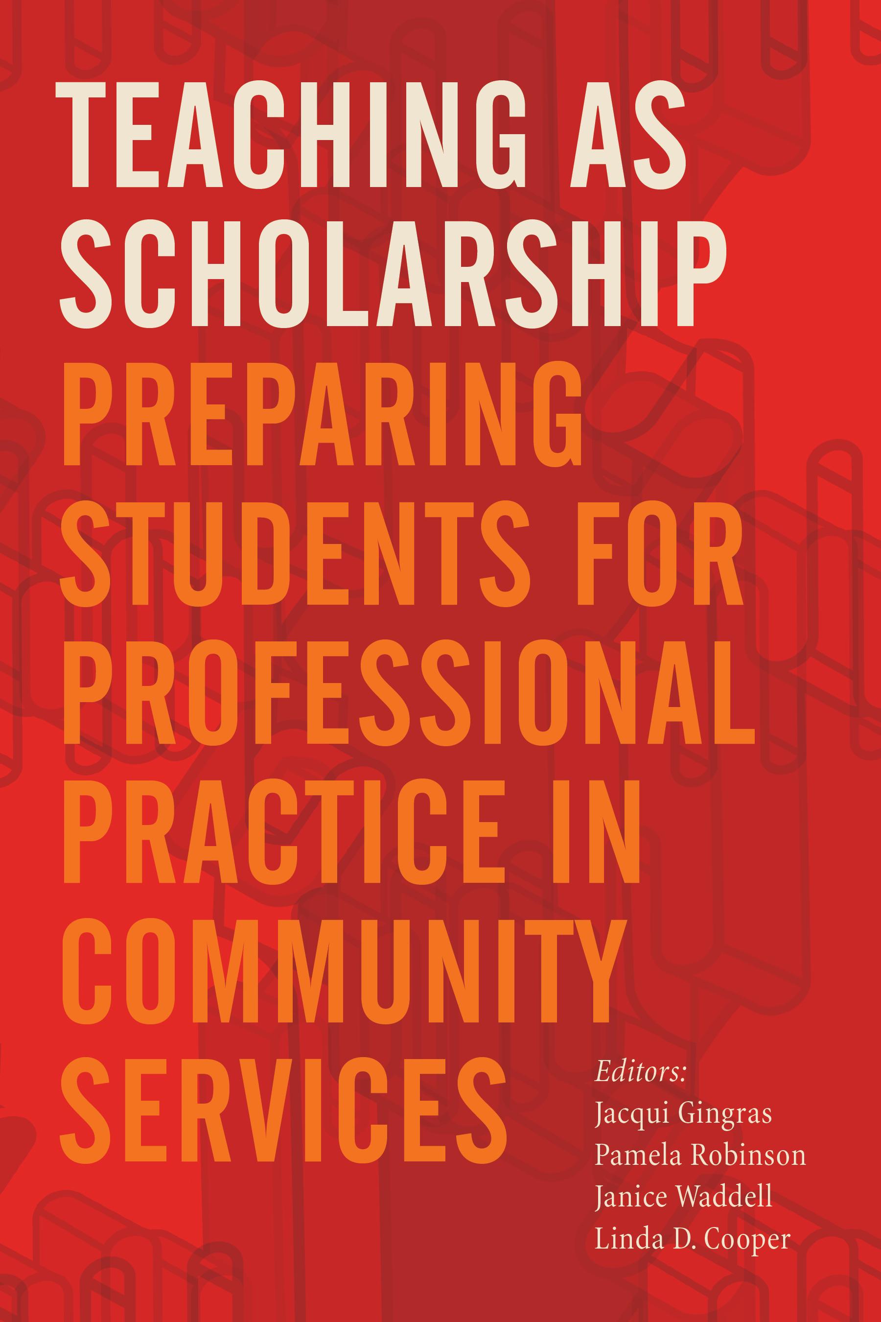 Teaching as Scholarship