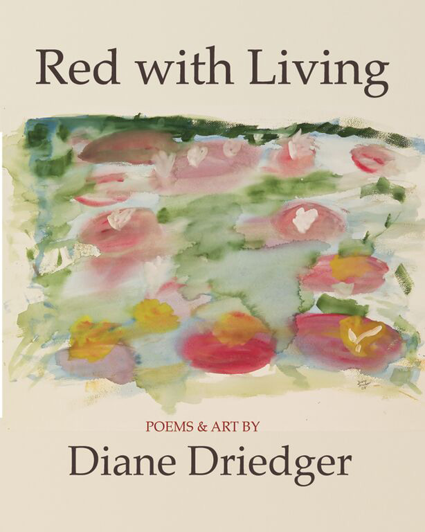 Red With Living