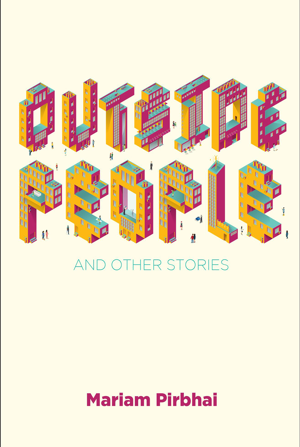 2993c3683f Outside People and Other Stories