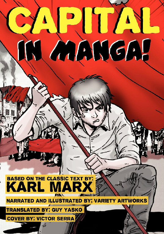 Capital: In Manga!